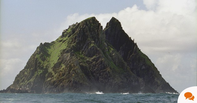 Tourists went to New Zealand for Lord of the Rings. Will Star Wars movie fans go to Kerry?