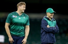 Treating it like the Six Nations could be key to World Cup success – Jamie Heaslip