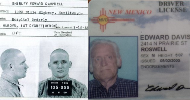 The incredible saga of a successful family man who hid his murderous past for 50 years