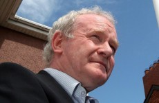 Adams defends McGuinness's IRA past