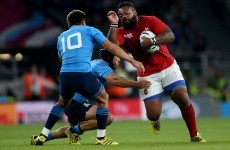As it happened: France v Italy, Rugby World Cup