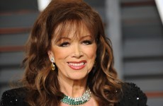 'Trailblazer' and novelist Jackie Collins dies aged 77 – sister Joan leads tributes