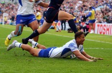 Samoa battle to USA win, but Scotland and Japan opponents won't be too worried