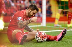 Pressure increases on Rodgers as Liverpool's winless run extends to 5 games