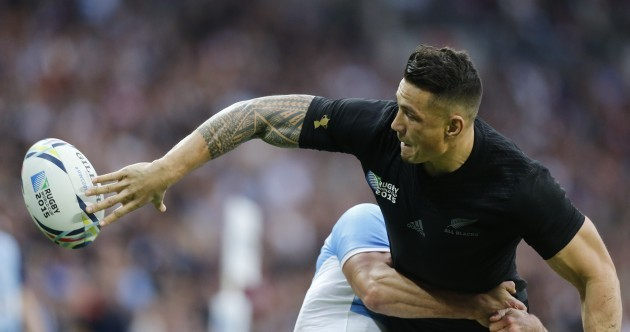 MacGinty, Nadolo and even a bit of SBW in our 9 plays of the Rugby World Cup week