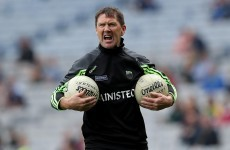 'Eamonn is the right man for the job' - O'Connor gives Fitzmaurice vote of confidence