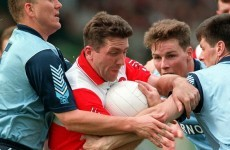Derry have appointed one of their only All-Ireland winners as county's new footballboss
