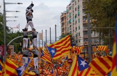 "Catalan leaders want voters to ""give the finger"" to Spain"