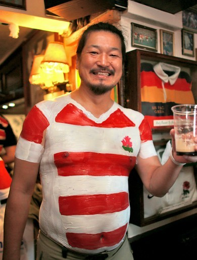 As it happened: Scotland v Japan, Rugby World Cup