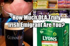 How Much Of A Truly Irish Emigrant Are You?