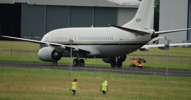More than 1,000 airplanes carrying weapons allowed into Ireland since 2014