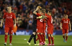 Liverpool scrape past League Two Carlisle but only after nervy shootout