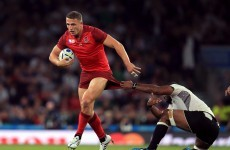 England go with Slammin' Sam, Gatland drops Tipuric and Cuthbert for huge Pool of Death clash