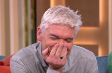 A This Morning guest mixed up 'blow dry' and 'blow job' and Philip Schofield lost it