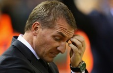 Rodgers has 10 days to save job, says Mark Lawrenson