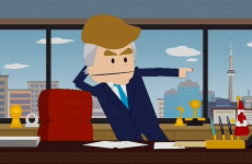 South Park showed Donald Trump being brutally murdered
