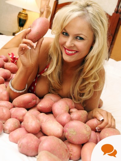 Ireland and the spud go hand-in-hand, but they're in decline. Myth they're fattening is damaging