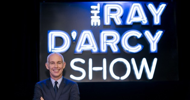 7 mountains Ray D'Arcy needs to climb tomorrow night