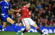Wayne Rooney has new boots and they are fairly awful