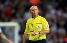 Mike Dean is 3,000 signatures away from being a potential House of Commons debate