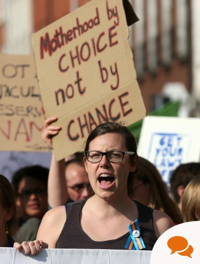 'It's time for political parties to stop procrastinating. Abortion regulation does not belong in our constitution'