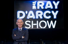 Seven mountains Ray D'Arcy needs to climb tomorrow night