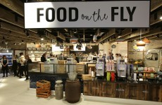 110 jobs at new 'market style' airport food outlet