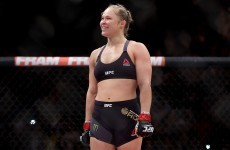 This is the best advice Ronda Rousey has ever received