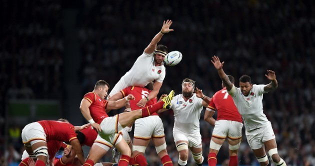 As it happened: England v Wales, Rugby World Cup