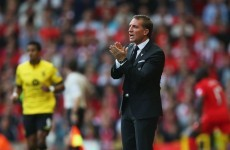 Brendan Rodgers hits out at 'hysteria' surrounding his job