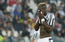 It's all going horribly wrong for perennial Italian champions Juventus