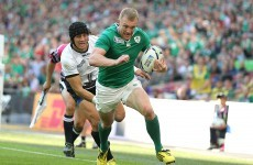 Keith Earls on fire and more talking points from Ireland's win in Wembley
