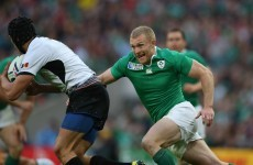 'You dream about it as a young lad' – Keith Earls thrilled after 'phenomenal' day