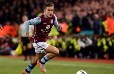 Grealish could be set for England call-up this week - report