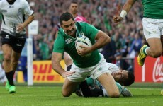 Ireland's Kearney in doubt for Italy clash as he gets set for glute scan