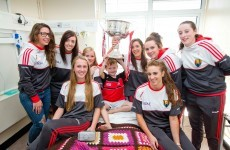 Are the Cork ladies footballers currently Ireland's greatest sports team?