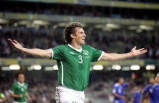 'I'd rather have one cap for Ireland than 100 caps for England' - Kilbane