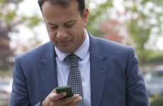 Leo Varadkar is being accused of leaking his own email