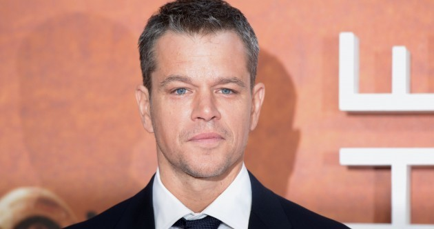 Here's why Matt Damon's publicist has the hardest job in Hollywood right now