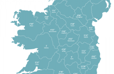 An 'Irish minute' can range from nearly 3 minutes to 11! Here's how long it is in your county…