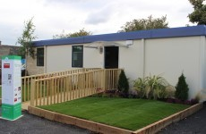 Can 500 prefabs like this solve Dublin's homeless crisis?