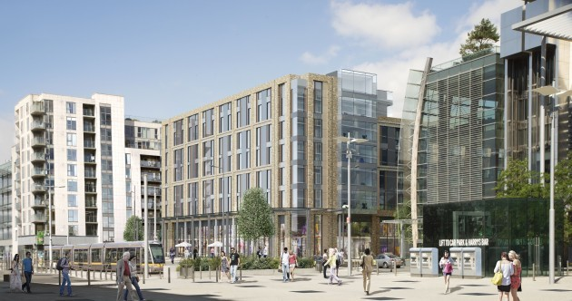 Nama project set to create almost 1,000 student beds in the heart of Dublin