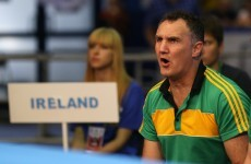 Billy Walsh delays talks on his future as Team Ireland tune up for Worlds in Italy
