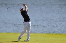 Baddeley, Mahan tied for the lead at East Lake