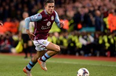 'Frankly, he is English' – Hodgson says Grealish made the 'bolder' decision