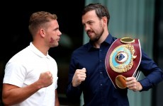 Andy Lee says his fight against Billy Joe Saunders will go ahead in December
