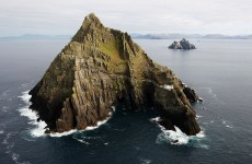 Star Wars executives left some Hollywood dollars behind them on Skellig Michael