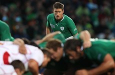 'Buzzing' Irish camp already focusing on Italy