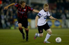 Dundalk overcome Longford to reach FAI Cup final