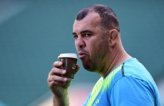 It's 'sudden death' for Australia too, says Michael Cheika